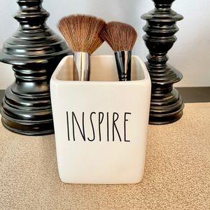 🆕Rae Dunn Ceramic INSPIRE Container